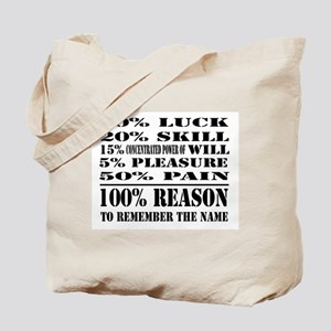 remember the name frontonly copy Tote Bag