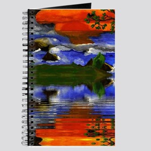 Raging Ocean Waters Journal