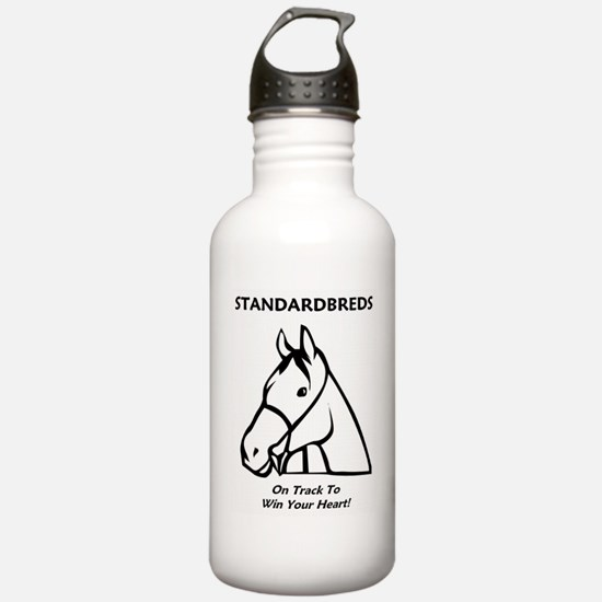 Standardbreds... On Track To Win Your Heart! Stain