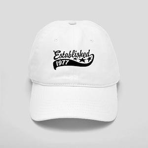 Established 1977 Cap