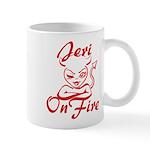 Jeri On Fire Mug