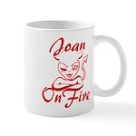Joan On Fire Mug
