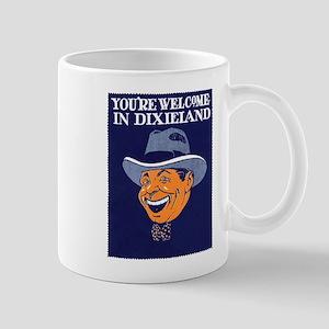 Vintage Dixieland Mug