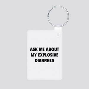 Ask me about Aluminum Photo Keychain