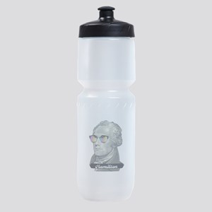 Hamilton with Shades Sports Bottle