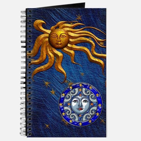 Harvest Moons Sun & Moon Journal