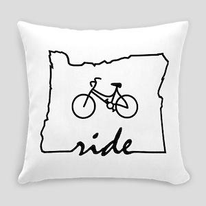Ride Oregon Everyday Pillow