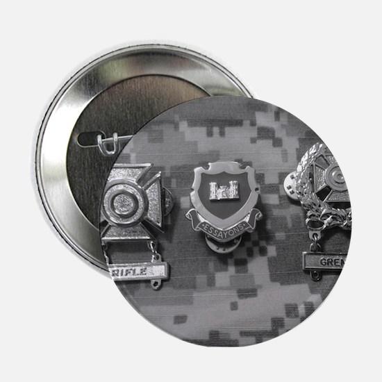 "Combat Engineeer 2.25"" Button"