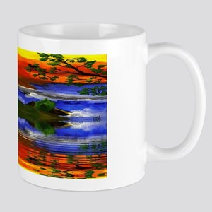 Raging Ocean Waters Mug