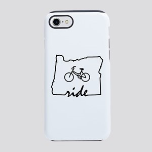 Ride Oregon iPhone 7 Tough Case
