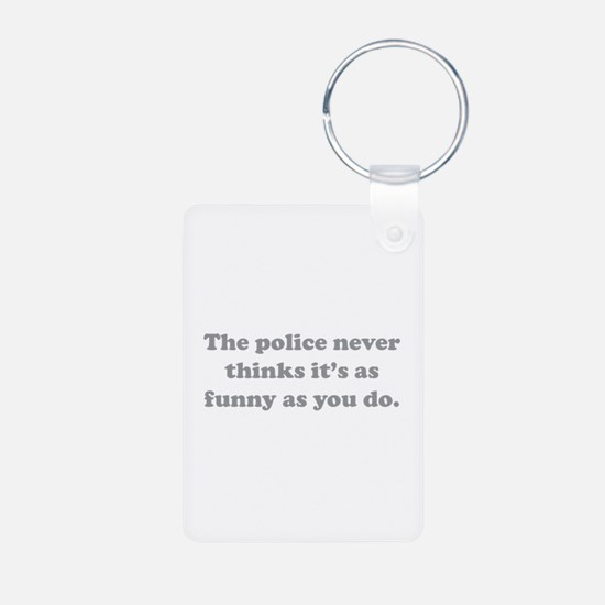 The Police Keychains