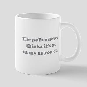 The Police Mug