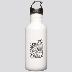 Octopus Stainless Water Bottle 1.0L