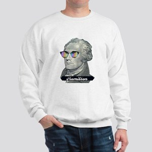Hamilton with Shades Sweatshirt