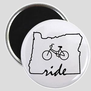 Ride Oregon Magnets