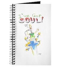 I've Got Soul Journal