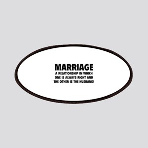 Marriage Patches