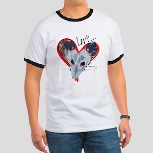 Possum Love Ringer T