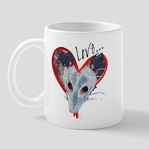 Possum Love Mug