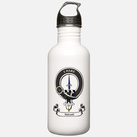 Badge-Dalzell Sports Water Bottle
