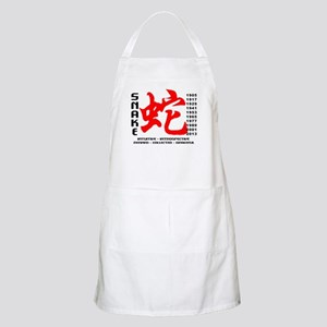 Chinese New Years of The Snake Apron