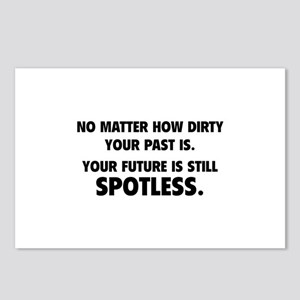 Spotless Postcards (Package of 8)