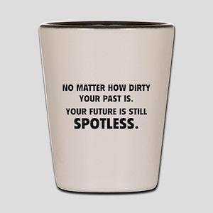 Spotless Shot Glass