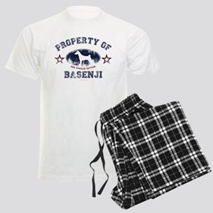 Basenji Men's Light Pajamas