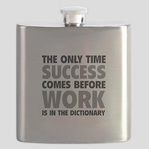 Succes Work Flask