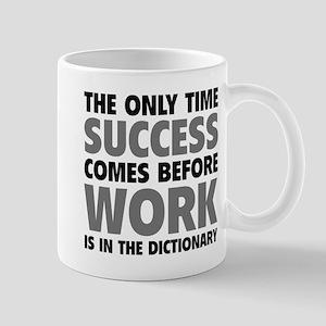 Succes Work Mug