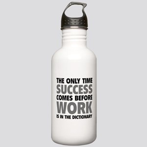 Succes Work Stainless Water Bottle 1.0L