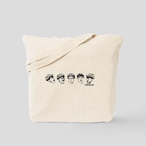 Voeckler_BLACK Tote Bag