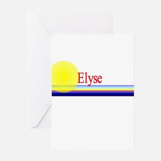 Elyse Greeting Cards (Pk of 10)
