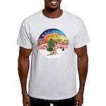 XM2-German Shephard #1 Light T-Shirt