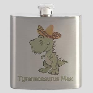 Tyrannosaurus Mex Flask