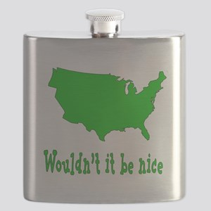 Wouldn't it be nice Flask