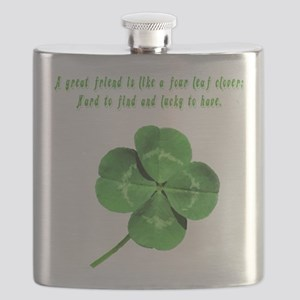 4leafcloverfriend Flask