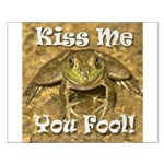 Kiss Me You Fool Small Poster