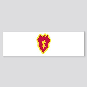 SSI - 25th Infantry Division Sticker (Bumper)