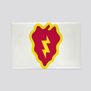 SSI - 25th Infantry Division Rectangle Magnet