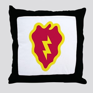 SSI - 25th Infantry Division Throw Pillow