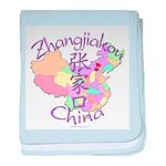 Zhangjiakou China baby blanket
