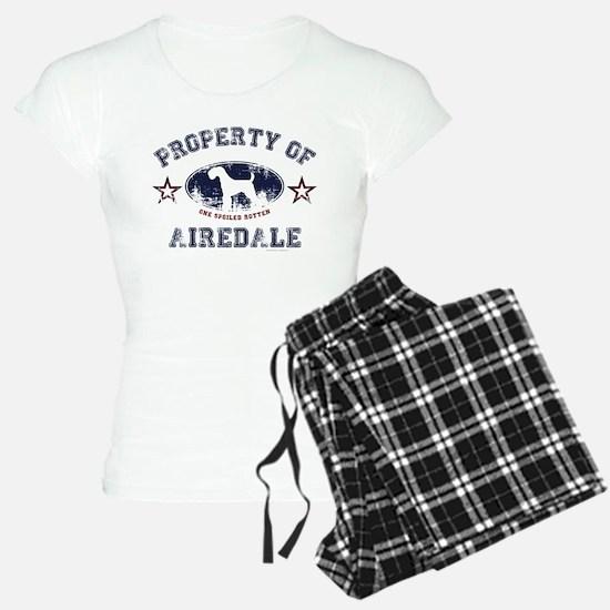 Airedale Pajamas