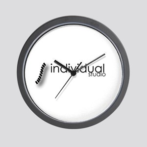Individual Studio Wall Clock