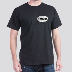 DZNUTS Black T-Shirt