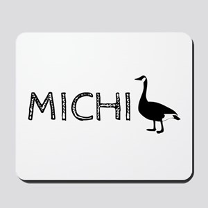 Michigander Mousepad