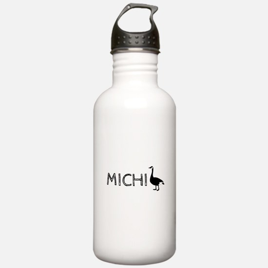 Michigander Water Bottle