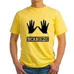 Squeeze Yellow T-Shirt