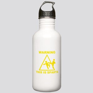 Warning! This is Sparta Stainless Water Bottle 1.0