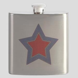 American Star Flask